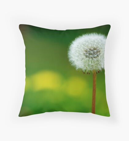 Waiting For A Breeze Throw Pillow
