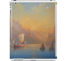 The Journey To The  Undying Lands iPad Case/Skin