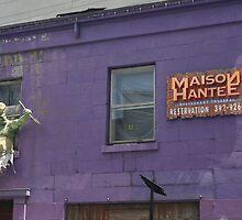 Maison Hantee - Montreal by Allen Lucas