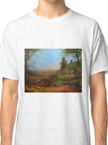 The Day After The Party (Gossip at the gate) Classic T-Shirt