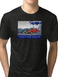 40th Anniversary Ford Falcon GTHO Tri-blend T-Shirt