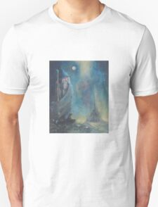 Gandalf-Escape From Orthanc T-Shirt