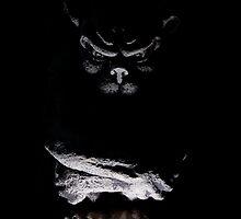 Gargoyle 2 by Elise Lidgett