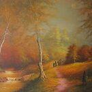 The Golden Woods. by Joe Gilronan