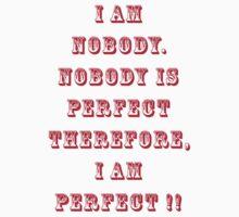 Nobody  by RebeccaWeston