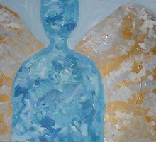 Blue Angel by Leesha Harmony