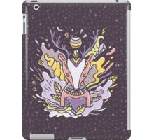 Abstract deer iPad Case/Skin