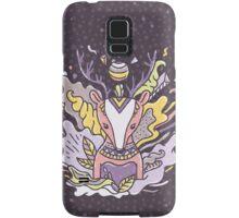 Abstract deer Samsung Galaxy Case/Skin