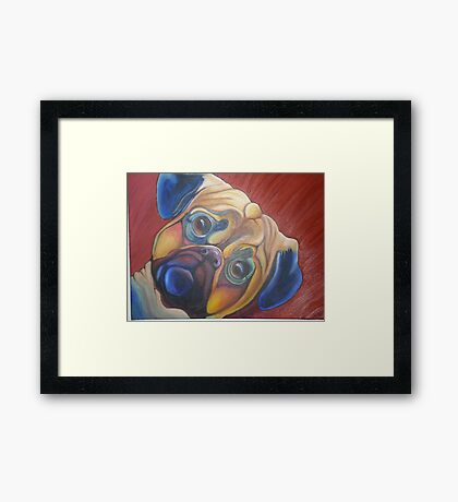 Phineas Maximus the Mischievous Framed Print