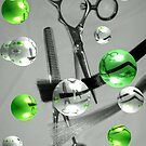 Lemon Lime Shears by dstarj