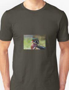 Colourful Wood Duck T-Shirt