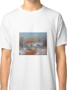 Snowballs In The Shire Classic T-Shirt