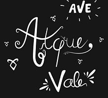 Ave Atque Vale by Isabel Silva