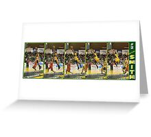 Kevin Smith - Another DUNK!! Greeting Card