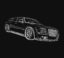 Chrysler 300c wagon by Quentin Jones