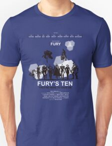 Fury's Ten T-Shirt