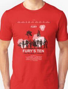 Fury's Ten T-Shirt