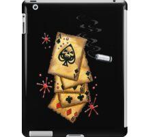 Dead Man's Hand iPad Case/Skin