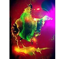 Black Rider Photographic Print