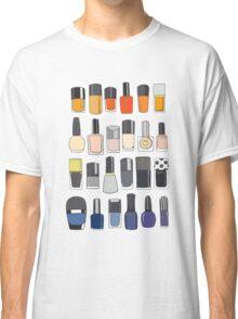 My nail polish collection Classic T-Shirt