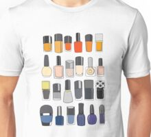My nail polish collection Unisex T-Shirt