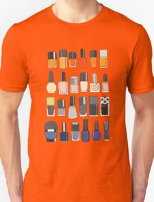 My nail polish collection Unisex T-Shirt