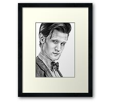 Raggedy man, goodbye Framed Print