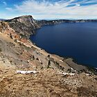 Crater Lake by Topps