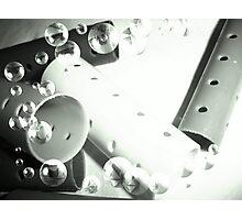 Roller Set Photographic Print