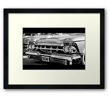 Come for a drive... Framed Print
