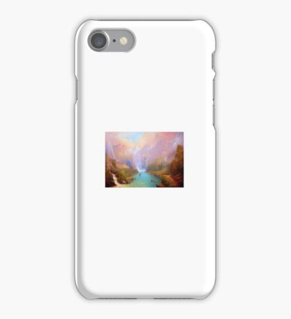 The River Great. iPhone Case/Skin