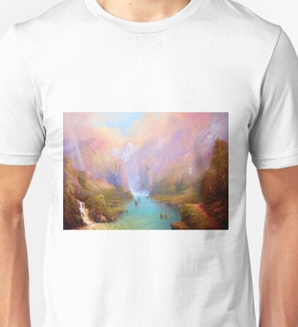 The River Great. Unisex T-Shirt