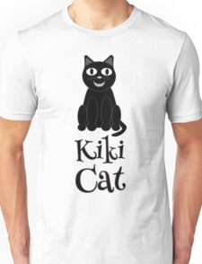 Kiki Cat  Unisex T-Shirt