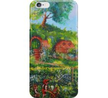 Summer In The Shire iPhone Case/Skin