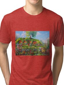 Summer In The Shire Tri-blend T-Shirt