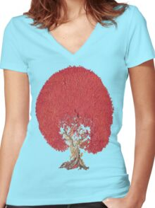 The Only One... Women's Fitted V-Neck T-Shirt