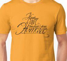 If people were Rain - T T-Shirt