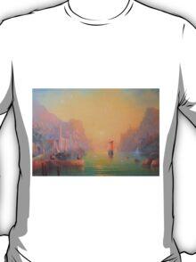 The Grey Havens (Gulls Lament) T-Shirt