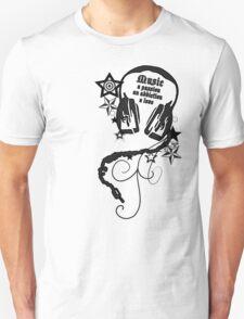 For Music Lovers Unisex T-Shirt