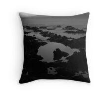 Maui Mirror Throw Pillow