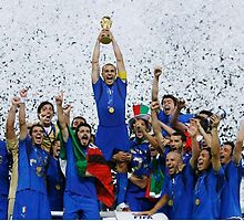 Italy 2006 World Cup Champion by Enriic7