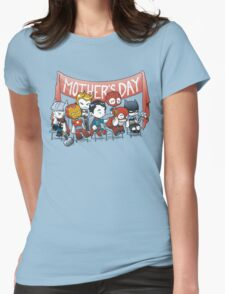 Happy Mother's Day! Womens Fitted T-Shirt