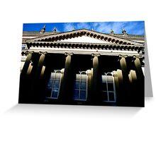 Osgoode Columns Greeting Card