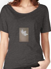 Delicate Touch Women's Relaxed Fit T-Shirt