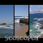 Seascapes by reflector