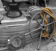 Rope by Ricky Pfeiffer