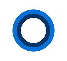 Cortana - Blue by lp4so