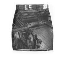 Inside Slater Mill Pencil Skirt