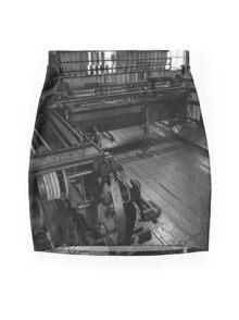 Inside Slater Mill Mini Skirt
