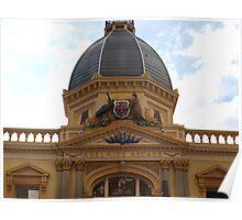 Adelaide Arcade facia Poster